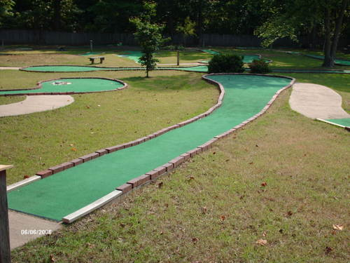 Red Course Hole #3