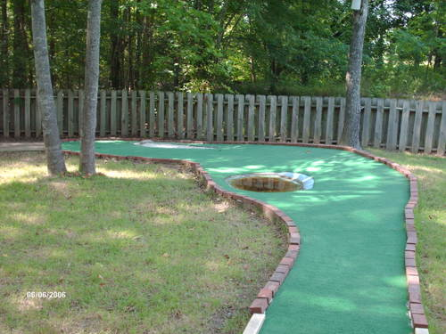 Red Course Hole #7